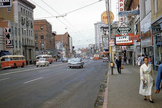 1960 photo courtesy of Mase Mason.