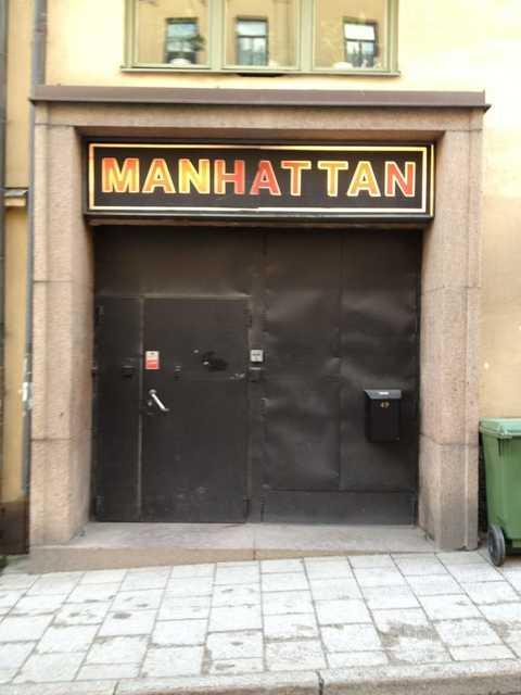 Biografen Manhattan
