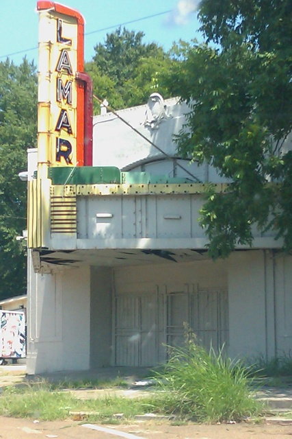 Lamar Theatre, Memphis, TN