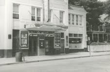 The original Laurel Theater