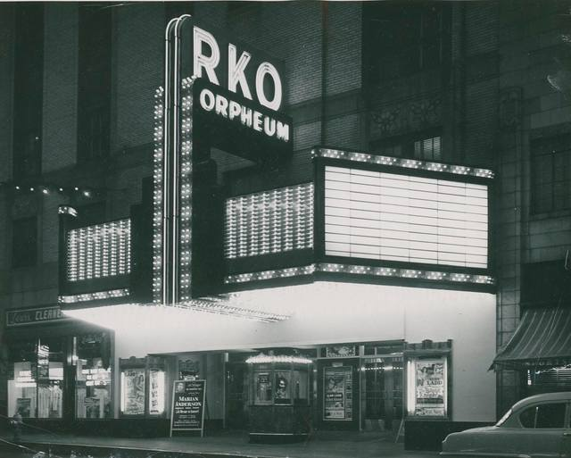 December 1954 photo courtesy of the Davenport Iowa History Facebook page.