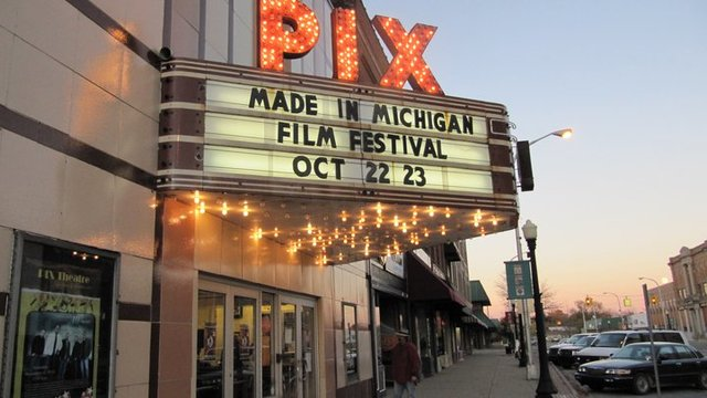 Pix Marquee