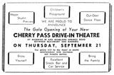 Cherry Pass Drive-In