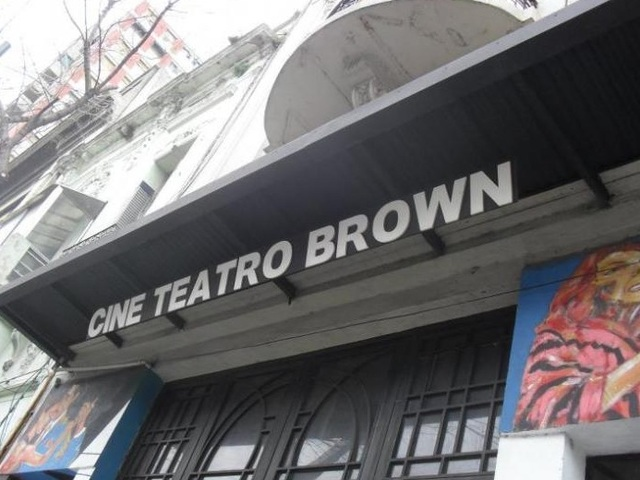 Cine Teatro Brown