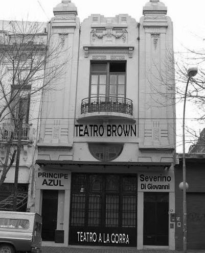 Cine Teatro Brown