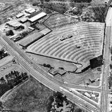 Vintage aerial image