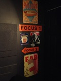 Focus cinema signs