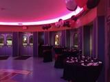 70th Anniversary Lobby Hightops & Cake