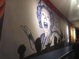 "State Wayne Mural ""Thriller Films"""