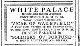 White Palace Theatre, Chicago, IL USA