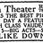 Auburn Theater, Chicago, IL USA
