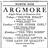 Argmore Theatre, Chicago, IL USA