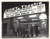 Cort Theater November 1978