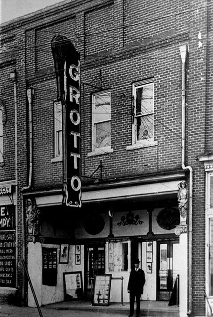Grotto Theatre