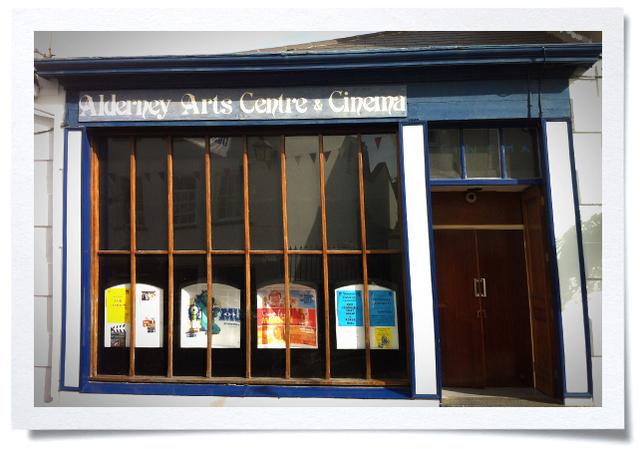Alderney Arts Centre & Cinema