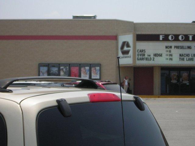 Foothills Cinema