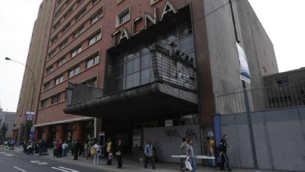 Cine Tacna