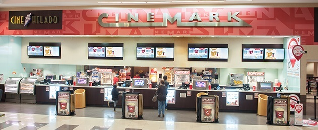 Cinemark Peru Jockey Plaza 12