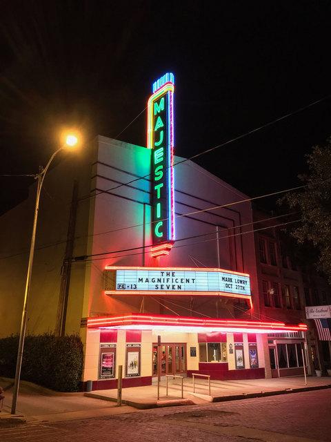 Majestic Theatre, October 2016