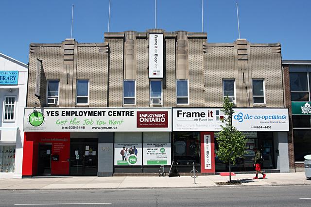 Bloordale Theatre, Toronto, Canada