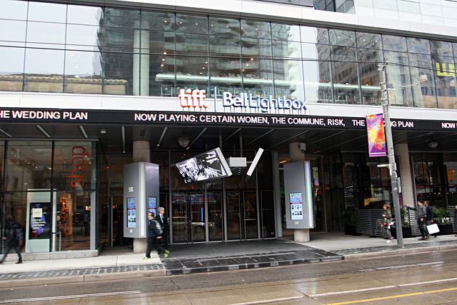TIFF Bell Lightbox, Toronto, Canada