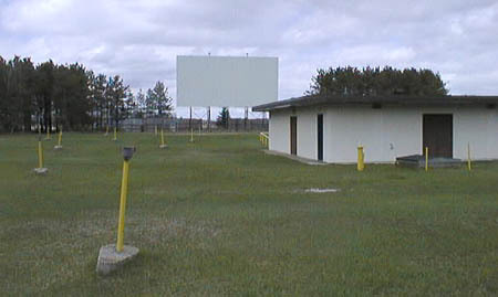 Manistique Drive-In