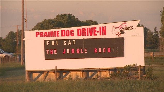 Prairie Dog Drive-In