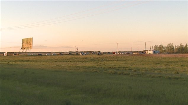 Prairie Dog Drive-In