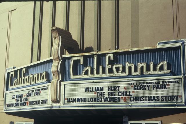 California, c. 1982