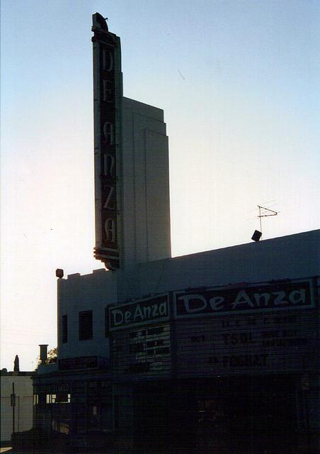 De Anza Theatre exterior