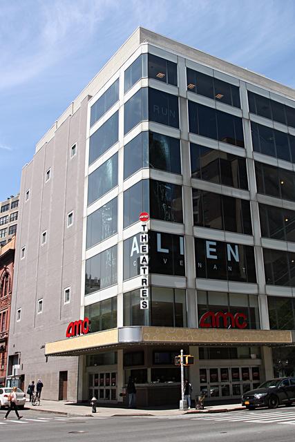 AMC Village 7, New York City, NY