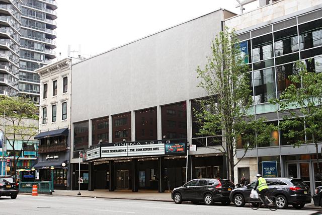City Cinemas Cinema 1, 2, and 3, New York City, NY