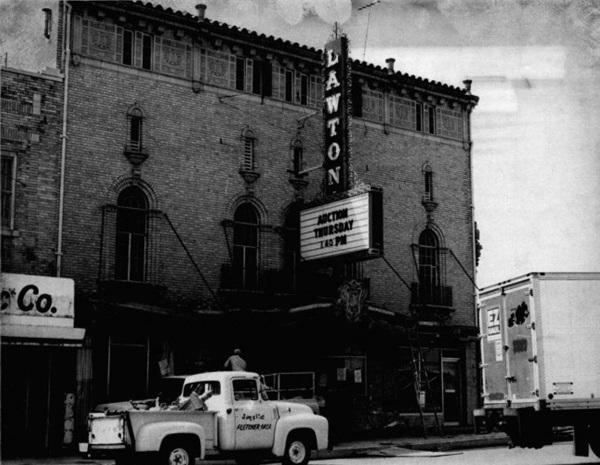 Lawton Theatre