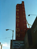 New Mission Theatre exterior