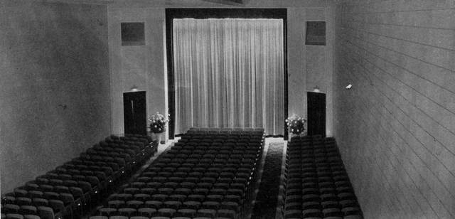 Spot Theater 1944 Interior View 1