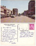 Mid `50's postcard courtesy of Scott Coleman.