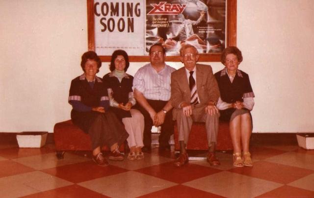 Focus staff around 1982