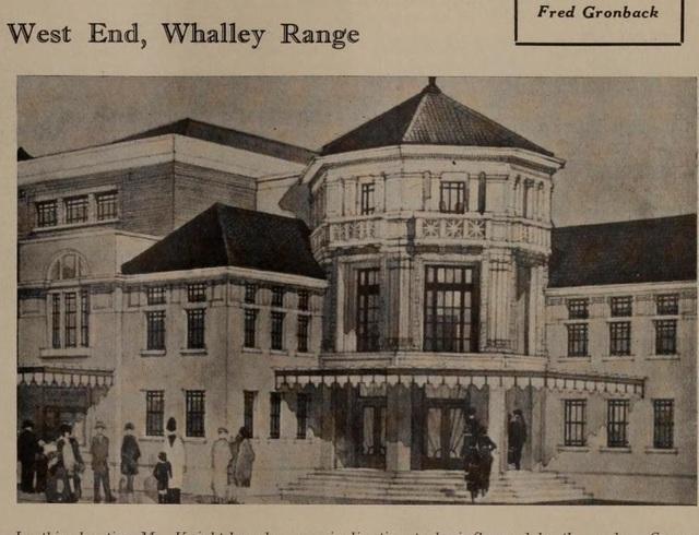 Odeon Whalley Range