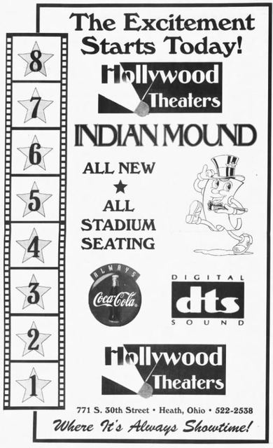 AMC Indian Mound Mall 9