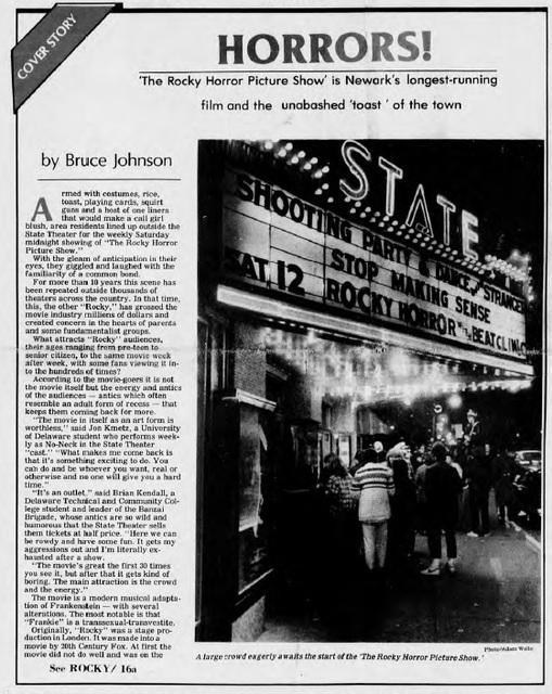 Newark Post 1/22/1986