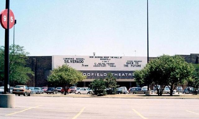 Woodfield Theatres 1 & 2