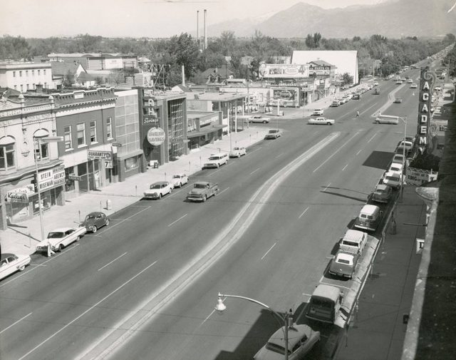 1962 photo credit Provo Historical Images.