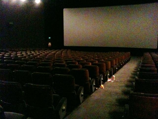 Cineworld Shaftesbury Avenue Screen 2