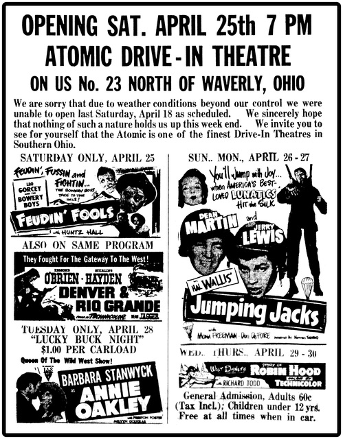 Atomic Drive-In