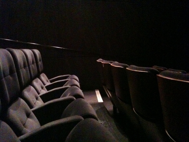 Cineworld Shaftesbury Avenue seating