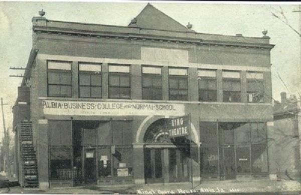 Albia Theatre