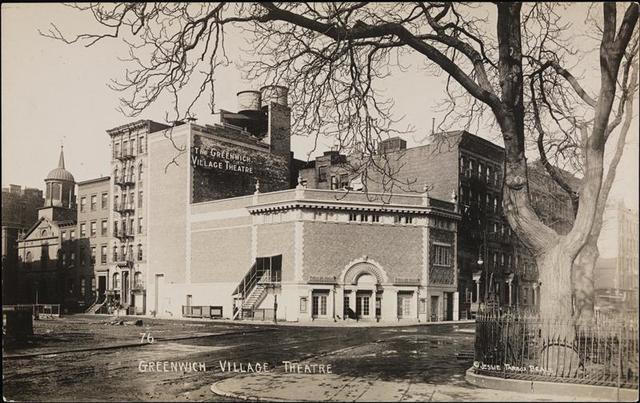 Greenwich Village Theatre