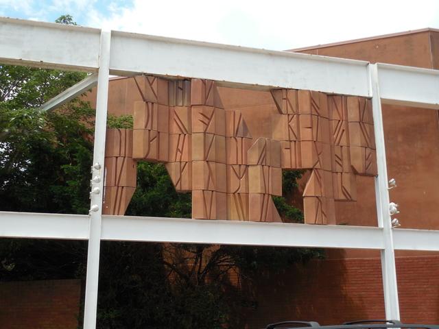 William Daley ceramic screen, 6-3-17 photo
