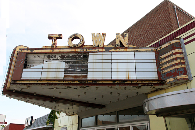 Town Theatre, Highland, IN