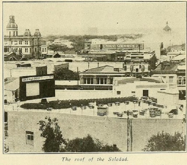 Soledad Theater and Roof Garden